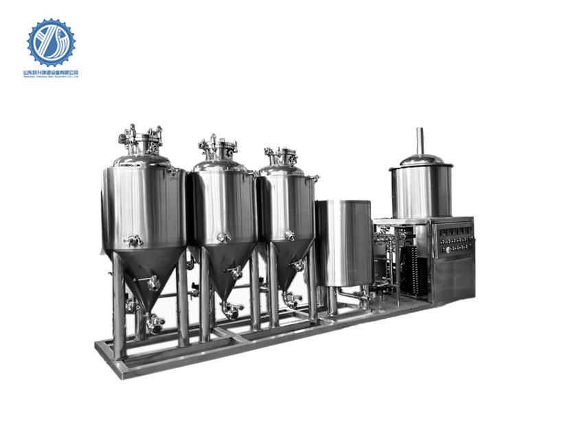 山东跃升啤酒设备厂家