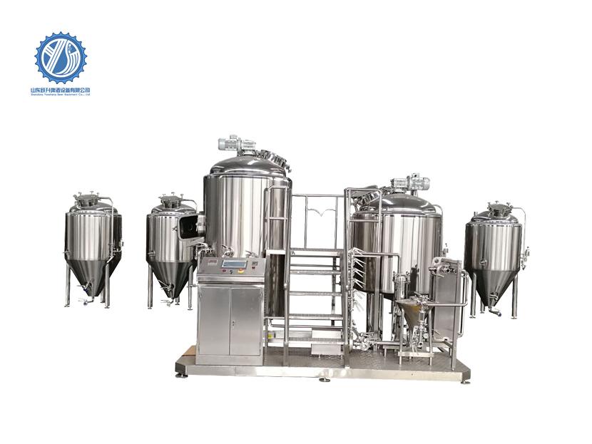 啤酒生产原料